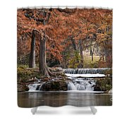 Autumn Idyll Shower Curtain