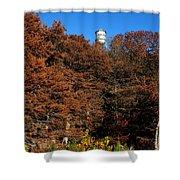 Autumn In Gruene Shower Curtain