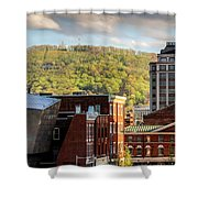 Autumn In Roanoke Shower Curtain