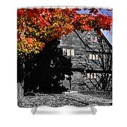 Autumn In Salem Shower Curtain