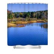 Autumn In The Adirondacks II Shower Curtain