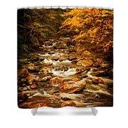 Autumn In Vermont Shower Curtain
