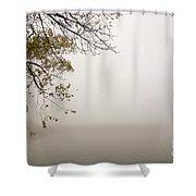 Autumn Mist Shower Curtain