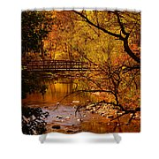 Autumn Scene Shower Curtain