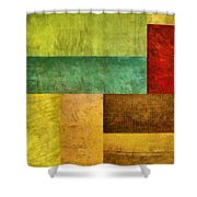 Autumn Study 1.0 Shower Curtain