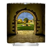 Autumn Views Shower Curtain