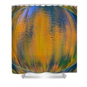 Autumn Vision Reflections Shower Curtain