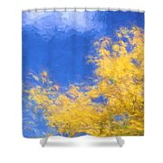 Autumn Xiv Shower Curtain