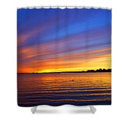 Autumn's Other Colors Shower Curtain