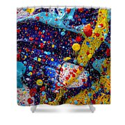 Available Space Shower Curtain