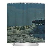 Avon Pier 1 10/14 Shower Curtain