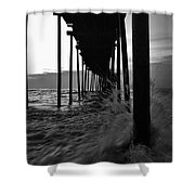 Avon Pier Bxw 7/29 Shower Curtain