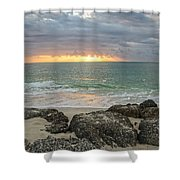Awakenings Shower Curtain