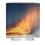 Awesome Cloud Shower Curtain