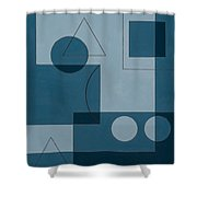Axiom Shower Curtain
