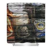 Ayinger Beer Shower Curtain