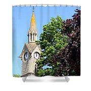 Aylesbury Market Square Shower Curtain