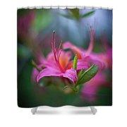 Azalea Color Mystere Shower Curtain