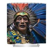 Aztec Dance Shower Curtain