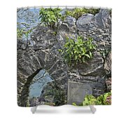 Babbacombe Devon Shower Curtain