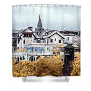 Baburizza Palace Shower Curtain