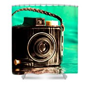 Baby Brownie Special Shower Curtain