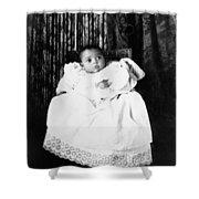 Baby, C1899 Shower Curtain