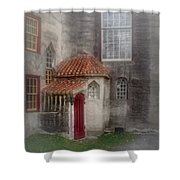 Back Door To The Castle Shower Curtain