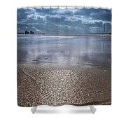 Back To Sea Shower Curtain