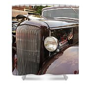 Back To The 50s Celebration - Grants Pass Shower Curtain