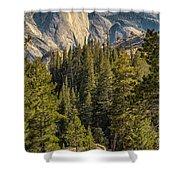 Backroads Of Yosemite Shower Curtain