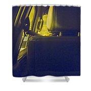 Backseat Shower Curtain