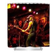 Backup Singers Shower Curtain