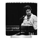 Bad Company 1977 Shower Curtain