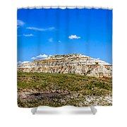 Badlands 16 Shower Curtain