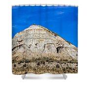 Badlands 29 Shower Curtain