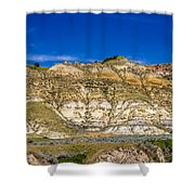 Badlands 3 Shower Curtain