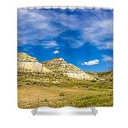 Badlands 35 Shower Curtain