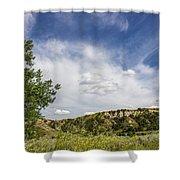 Badlands 54 Shower Curtain