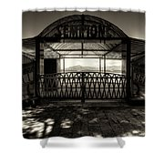 Bagni Sempione Shower Curtain