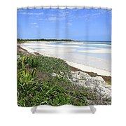 Bahia Honda Key Shower Curtain