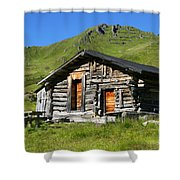 Baita Shower Curtain