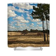 Bakers Ranch Shower Curtain