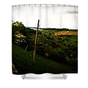 Bakewell Country Shower Curtain