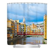 Balamory Spain Shower Curtain