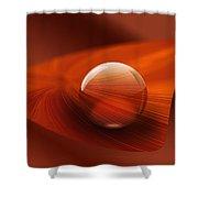 Balance 7 Shower Curtain