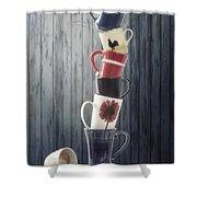 Balanced Shower Curtain