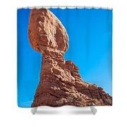 Balancing Rock Shower Curtain