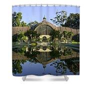 Balboa Park Botanical Building - San Diego California Shower Curtain