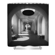 Balboa Park Elements Shower Curtain